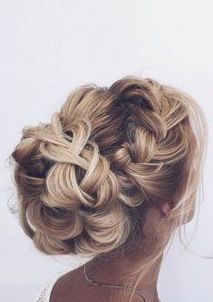 Gala kapsel lang haar Long Hair and Updo Hairstyles sommer Long Hair and Updo Hairstyles - m. Hair Lights, Light Hair, Prom Hair Updo, Homecoming Hairstyles, New Braided Hairstyles, Medium Hairstyles, Girl Short Hair, Short Hair Cuts, Castor Oil Hair Treatment