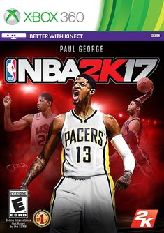 NBA 2K17 Xbox 360 [Factory Refurbished] http://ift.tt/2ET60YH