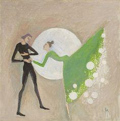 Dans sub clar de lună by Constantin Piliuţă