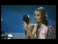 In lush 1937 cine-color , the beautiful Hollywood star, Constance Bennett, takes us though her typically lavish daily beauty routine, complete with attending. 1930s Makeup, Vintage Makeup, Vintage Beauty, Vintage Fashion, Daily Beauty Routine, Beauty Routines, Classic Hairstyles, Vintage Hairstyles, Old Hollywood Stars