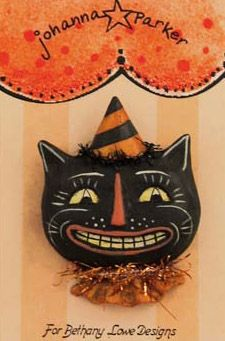 johanna parker for primitives by kathy discontinued johanna parker design halloween goodies pinterest - Primitives By Kathy Halloween