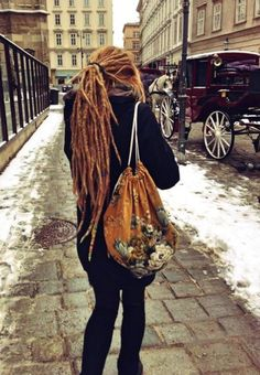 Image de dreads, dreadlocks, and hair