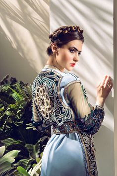 Moroccan Caftan By Arushi Couture