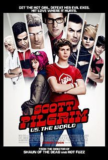 Scott Pilgrim vs. the World (2010) - Michael Cera, Mary Elizabeth Winstead, Kieran Culkin, Chris Evans, Anna Kendrick, Alison Pill, Brandon Routh, Jason Schwartzman, Aubrey Plaza, Ellen Wong, Mae Whitman