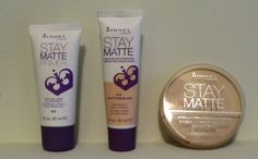 Rimmel Stay Matte Product Review