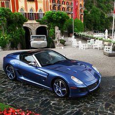 Rare Ferrari Superamerica