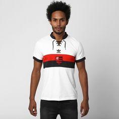 Camisa Adidas Flamengo Retrô