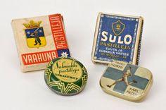 Muistatko karamelleja eri vuosikymmeniltä?  - Satakunnan Museo -