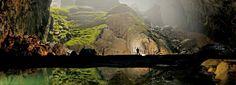 Hang Son Doon cave, Vietnam.