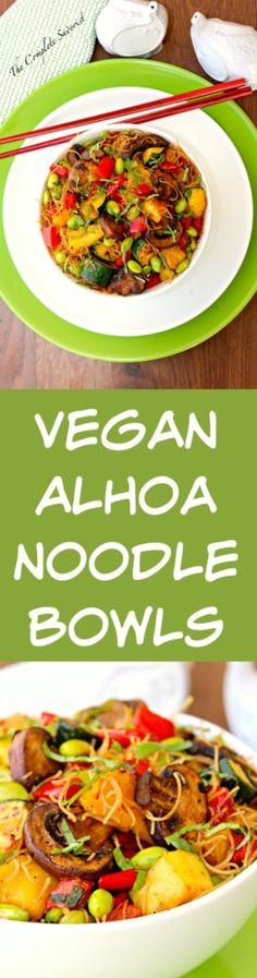 Vegan Aloha Noodle B