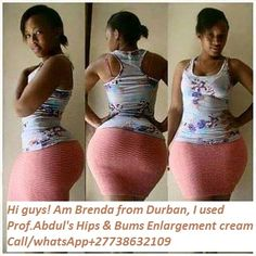 New Blend of mastogenic herb for hips and bums +27738632109 i   Yodi Pills and Botcho Cream +27738632109, Hips Bums and Breasts enlargement  2BH,Yodi Pills,Chicken Pills,Botcho cream,Hips Bums,Thighs and Breast enlargements +27738632109 2BH Enlargement Creams and Pills are one of the world's Top rated enhancement pills and creams for boosting of Hips, Thighs, Breast and Bums. They consists of a combination of both Yodi and botcho and a proprietary blend of mastogenic herbs and exotic plant…