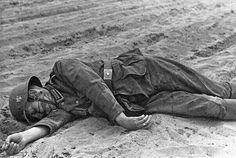 Worst photos from World War II