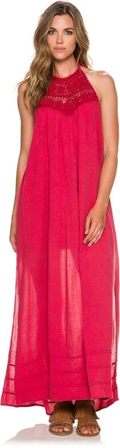 BILLABONG MIDSUMMER TIDES MAXI DRESS Image