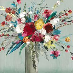 Wild Flowers I | PI Creative Art, online art, art online, art gallery, interior designers and decorators, distributors, hotels and restaurants : U.S.A., Canada and International