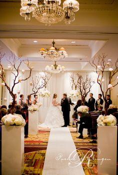 Winter Weddings At Hockley Valley Resort - Wedding Decor Toronto Rachel A. Clingen Wedding & Event Design