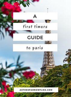 Paris Guide   City Break   Travel Tips   European Travel: