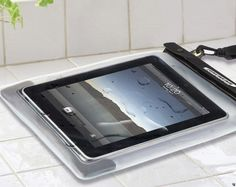 TuneWear Lets You Use Your iPad In The Bath   Apartment Therapy