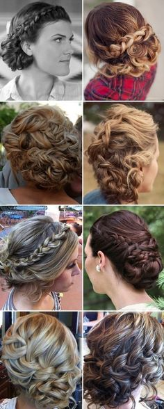 braided updos