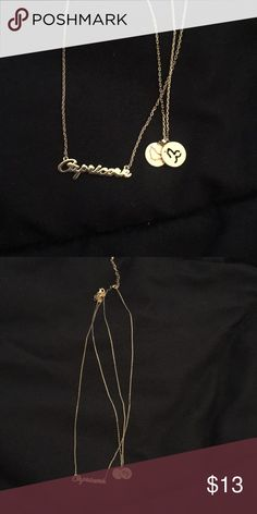 96c543cca7 Zodiac Capricorn necklace set Capricorn necklace set