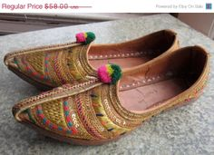 Spring Sale/// VTG 1970'S India gold lame sequin by PEGGYOWASHERE, $52.20