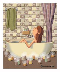 Relax por Nina de San