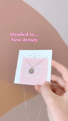 Gifts For Your Sister, New Jersey, Love, Jewelry, Amor, Jewlery, Jewerly, Schmuck, Jewels