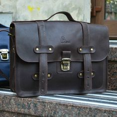 Check out this item in my Etsy shop https://www.etsy.com/listing/466019978/leather-laptop-bag-laptop-bag-13-inch
