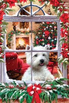 Christmas Scenery, Christmas Wall Art, Christmas Paintings, Christmas Animals, Christmas Love, Christmas Cats, Christmas Pictures, Merry Christmas Wallpaper, Christmas Goodies