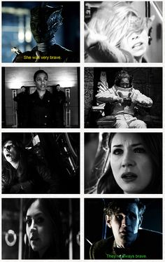 """""""They're always brave."""""""