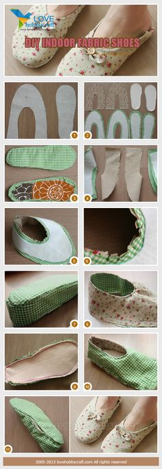 http://www.lovehobbycraft.com/learning-center/a-diy-indoor-fabric-shoes-435.html