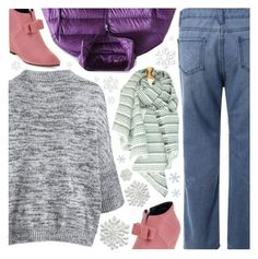 Winter Cozy by pastelneon on Polyvore featuring moda