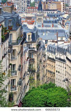 Montmartre, Paris   ...want to go back.  Me too!