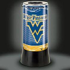 Wincraft West Virginia Mountaineers Rotating Lamp