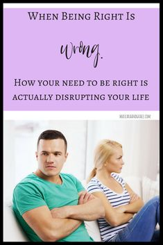 When Being Right Is Wrong - Mascara & Grace. Have you noticed that maybe your need to be right is causing disruptions in your life? Or maybe you haven't noticed this. Learn how to pick your battles and lead a more peaceful life. Relationship Prayer, Relationship Bucket List, Communication Relationship, Relationship Building, Relationship Problems, Relationship Advice, Marriage Advice, Love And Marriage