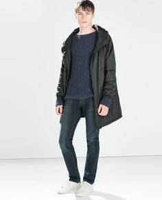 ZARA - MAN - MEDIUM FADED JEANS