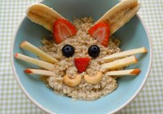 Oatmeal Bunny