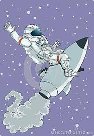 astronauta montando a caballo - Google Search