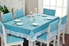 Cute Looks 1950 S Dining Chair Covers Table Kitchen Cushions