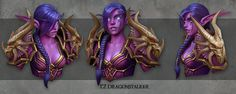 Searching for World of Warcraft wireframe models - Polycount Forum