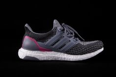 4b63f96730940 AQ5936 Adidas Ultra Boost 2.0 Grey Pink. Adidas SneakersAdidas Shoes