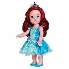 Disney Princess Ariel Toddler Doll