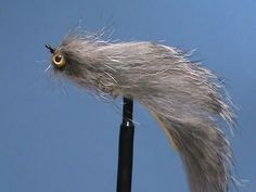 ▶ Fly Tying for Beginners Clouser Style Slump Buster with Jim Misiura - YouTube