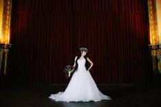 Read all about China Barbie's Gorgeous Theatre Wedding!
