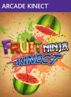 Fruit Ninja Kinect arcade