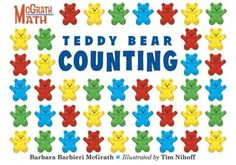 Week 5:  Count on It!  I handed out clipart images of gummy bears so that we could reenact this book.
