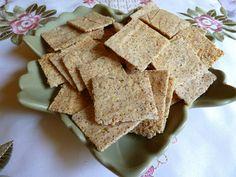 Almond cracker recipe