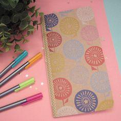 Handmade Traveler's Notebook Insert Regular by RedLemonSupplies