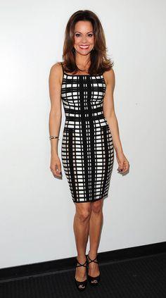 Brooke Burke, Dresses, Fashion, Vestidos, Moda, Fashion Styles, Dress, Fashion Illustrations, Gown