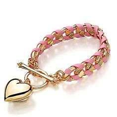 Not a jewelry person but I think this is cute, maybe for one of my granddaughters