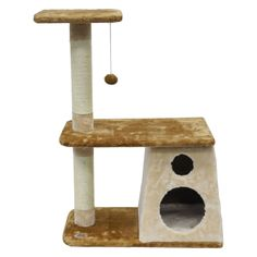 Go Pet Club 31.75 in. Cat Tree - F3014